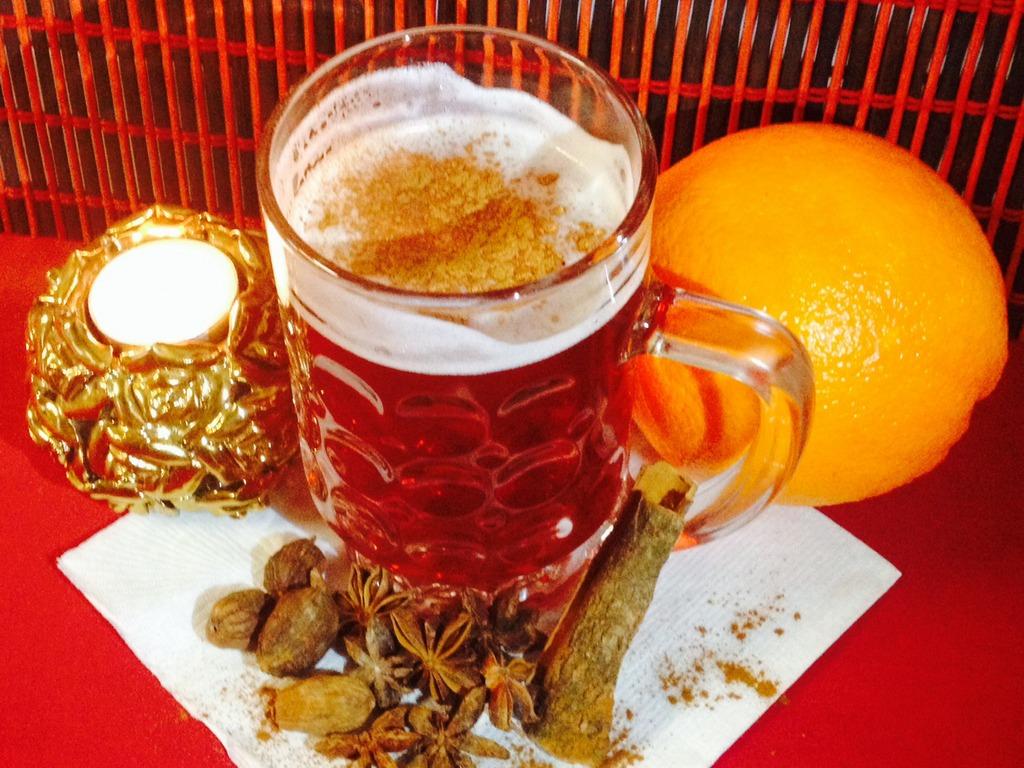 Piwo grzane – 10 zł